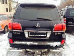 Lexus LX570. URJ201, 3UR