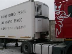 Lamberet. Продается рефрежератор Ламберет Мясница 1995 г в хорошем техническом, 36 500 кг.