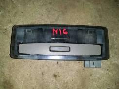 Светильник салона. Nissan Tino, V10M Nissan Almera, N16E, V10M, N16 Двигатели: QG18DE, SR20DE, YD22DDTI, YD22DDTIEUC, YD22DDTIEUD, K9K, QG15DE, YD22DD...