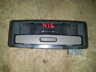 Светильник салона. Nissan Almera Tino Nissan Almera, N16 Двигатели: SR20DE, QG18DE, YD22DDT, QG15DE, K9K