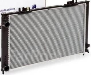 Радиатор охлаждения двигателя. Лада Гранта, 2191, 2190 Двигатели: BAZ11186, BAZ21127, BAZ21126, BAZ11183