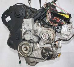 Двигатель в сборе. Citroen C4 Двигатель EW10A