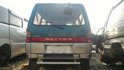Дверь багажника. Mitsubishi Delica Star Wagon, P05W, P04W, P03W, P24W, P25W Mitsubishi Delica, P25W Двигатель 4D56
