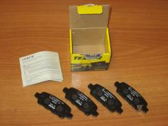 Колодка тормозная. Nissan: Cube, Fairlady Z, Stagea Ixis 350S, Infiniti FX45/35, Dualis, Infiniti G35/37/25 Sedan, Elgrand, Qashqai+2, Infiniti FX35/F...