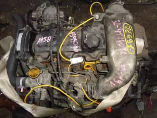Двигатель в сборе. Toyota Hiace, LH119V Двигатель 3L