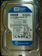 Жесткие диски. 160 Гб, интерфейс SATA