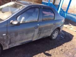 Renault Logan. X7LLSRAAH9H260437