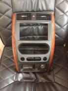 Консоль панели приборов. Suzuki Jimny, JB23W, JB33W, JB43, JB43W Двигатели: K6A, M13A