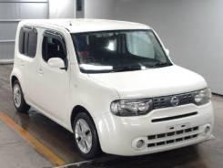Nissan Cube. Z12, HR15