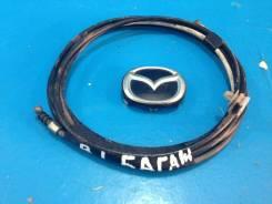 Тросик багажника. Mazda 323 Mazda Protege Mazda Familia, BJ8W, BJ3P, BJ5P, BJ5W, BJFW, BJFP, BJEP Двигатель ZL