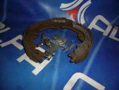 Механизм стояночного тормоза Toyota Crown, левый задний 4654022040