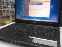 "Acer Extensa 5220. 15.4"", 1,8ГГц, ОЗУ 1536 Мб, диск 80 Гб, WiFi, аккумулятор на 2 ч."