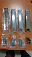 Накладка на ручки дверей. Nissan Dualis, KNJ10, KJ10, NJ10, J10 Nissan Qashqai, J10, J11, KJ10, KNJ10, NJ10 Двигатели: H5FT, HR16DE, MR20DE, R9M