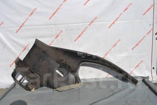 Крыло заднее правое для Skoda Octavia A5 1Z 2004-2013