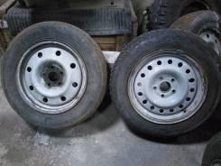 Продам волговские колеса 5 шт. 6.5x15 5x108.00 ET45 ЦО 58,1мм.
