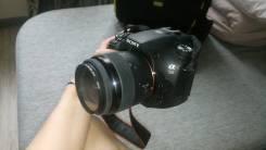 Sony Alpha SLT-A58 Kit. 20 и более Мп, зум: 7х