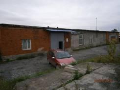 Продается здание(склад, производство) в Спасске-Дальнем. Улица 3-я Загородная 9/8, р-н АТП, 2 400 кв.м.