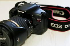 Canon EOS 550D. зум: 3х