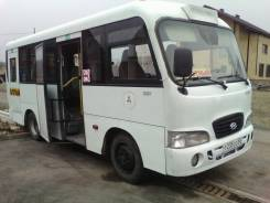 Hyundai HD120. Продаётся автобус Hyundai HD (County) (SWB), 3 907 куб. см., 18 мест