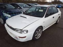 Ветровик. Subaru Impreza WRX STI, GC8, GF8