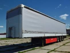 Schmitz. Шторно-бортовой полуприцеп S01 2007 г/в, 39 000 кг.