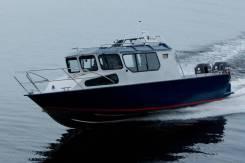КС-701М. 2016 год год, длина 9,00м., двигатель подвесной, 350,00л.с., бензин. Под заказ