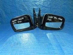 Зеркало заднего вида боковое. Mitsubishi Dion, CR9W, CR6W