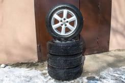 Dunlop Grandtrek AT3. Грязь AT, износ: 5%, 4 шт