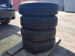 Bridgestone Duravis. Летние, 2012 год, износ: 10%, 4 шт