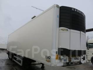 Gray Adams. Полуприцеп рефрижератор 2007 г. Carrier Vector 1800, 35 000кг.