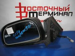Зеркало заднего вида боковое. Mitsubishi Lancer, CB3A, CA1A