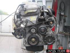 Двигатель в сборе. Toyota: Wish, Isis, Corolla Fielder, Allex, Corolla Runx, Corolla Spacio Двигатель 1ZZFE