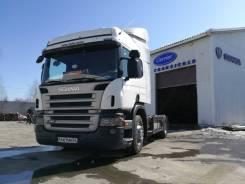 Scania. Седельный тягач 2012 Скания P, 11 500 куб. см., 28 000 кг.