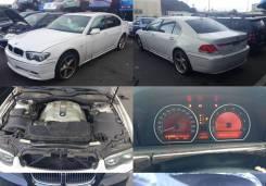 BMW 7-Series. WBAGN62020DE56476, N62