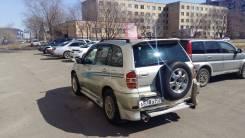 Toyota RAV4. автомат, 4wd, 2.0 (152 л.с.), бензин, 168 тыс. км