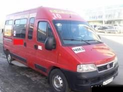 Fiat Ducato. Микроавтобус , 2 300 куб. см., 15 мест