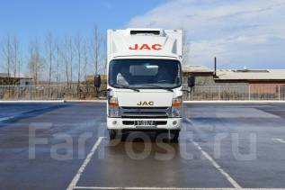 JAC N75. Isuzu- рефрижератор, 3 800куб. см., 4 000кг., 4x2. Под заказ