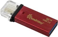 Флешки USB 3.0. 16 Гб, интерфейс USB3.0 microUSB