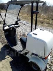 Honda Gyro Canopy. 49 куб. см., исправен, птс, без пробега. Под заказ