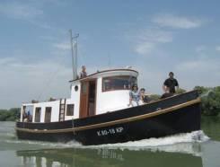 Круизная яхта ЭХО 38. Год: 2010 год, длина 12,00м., двигатель стационарный, 130,00л.с., дизель