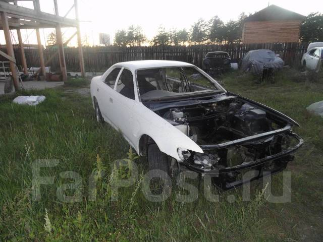 Toyota Mark II. Кузов с ПТС на Toyota Mark 2 GX90