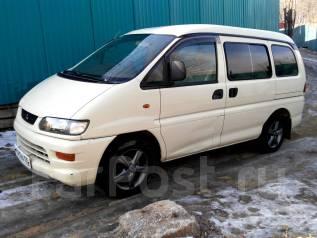 Mitsubishi Delica. механика, задний, 2.5 (105 л.с.), дизель, 169 000 тыс. км