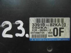Блок управления двс. Suzuki Wagon R, MH23S Двигатель K6A