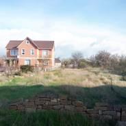 Земельный участок 681 кв. м в поселке Заозерное в 9 км от Евпатории. 681 кв.м., собственность, электричество, вода, от агентства недвижимости (посред...