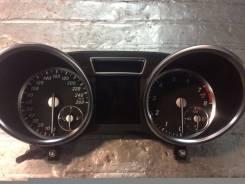 Панель приборов. Mercedes-Benz M-Class, W166 Двигатели: M, 276, DE, 30, AL, DE35, AL35