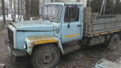 ГАЗ 3307. , 5 000 куб. см., 4 500 кг.