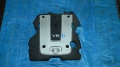 Крышка двигателя. Nissan Fuga, Y50 Nissan Skyline, V36, NV36 Nissan Infiniti G35/37/25 Sedan Infiniti G35 Двигатель VQ25HR