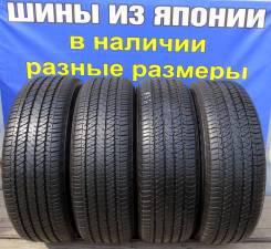 Bridgestone Dueler H/T. Летние, 2009 год, износ: 10%, 4 шт