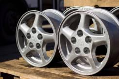 Toyota. 6.0x14, 5x114.30, ET45, ЦО 60,1мм.