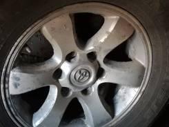 Bridgestone Dueler H/L 400. Всесезонные, износ: 60%, 8 шт